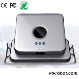 Floor Mopping Robot with Automatic Cleaning Vacuum Cleaner