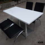 Marble Stone Food Court Dining Table Top for Cafeteria