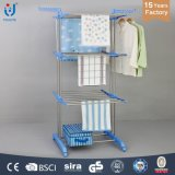 Collapsible Three Layer Clothes Rack