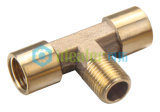Brass Fitting Pneumatic Fitting with CE/RoHS (HPTFFM)