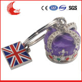 Chinese Custom Promotional Gift Metal Keychain