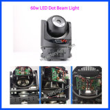 LED DMX 512 Stage Disco 60W Beam Moving Head Light