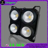 Warm White 4 Eyes COB Audience Blinder LED Stage Light