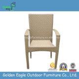 Restaurant Furniture Rattan Arm Chair (L23)