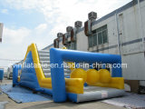 Giant Inflatable Obstacle Course