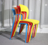 Nested Plastic Chair for Auditorium and Restaurant Plastic Furniture Chair