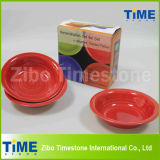Hand Painted Stoneware Soup Bowl Set
