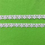 Fashion Textile Lace 100% Cotton Lace Trim (C12)