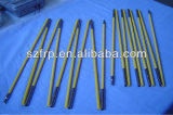 China High Strength FRP Fibeiglass Tent Pole Tube
