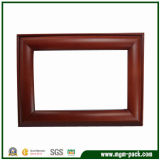 Simple Rectangle Wooden Picture Frame with One Color