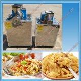 Snacks Shells Hollow Macaroni Noodle Machine / Pasta Machine