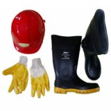 Industry PPE Safety Item Mining Boots Set (JMC-412A)