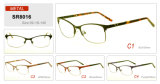 Popular Wholesale Stock Eyewear Eyeglass Optical Metal Frame Sr8016