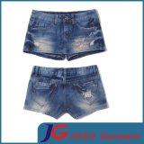 Denim Women Denim Skirt Short Culottes (JC6047)