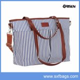 New Style and Functionality Diaper Tote Bag with Changing Pad