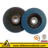 Abrasive Zirconium Oxide Flap Disc