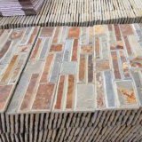 Rustic Chamfer Stacked Stone Wall Panels (SMC-SCP479)
