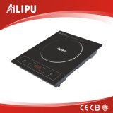 Simple and Portable Touch Control Induction Cooker with A Grade Black Crystal Plate