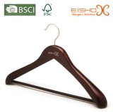 Oversized Suit Hanger with Non-Slip Pant Bar (MC048)