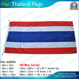 90X180cm 160GSM Spun Polyester Thailand Flag (NF05F09058)