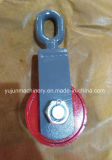 Heavy Duty Great Pulley Snatch Block for Manila Rope 5t