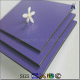 Factory Directly Guangzhou Aluminium Plastic Composite Panel PVDF