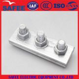 China Aluminum Parallel Groove Clamp-Jb - China Parallel Groove Clamp, Cable Clamp