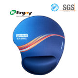 Ergonomic Custom Printing Silicone Gel Wrist Rest Mouse Pad