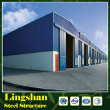 Prefabricated Engineering Workshop with Steel Frame Structure with Good Price