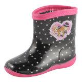Cute PVC Rain Boots for Girls