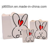 Lovely Colorful Carton Paper Shopping Gift Bags for Children