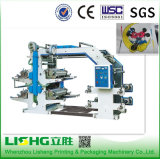 4 Color High Speed Flexo Printing Machine for Nonwoven Bag