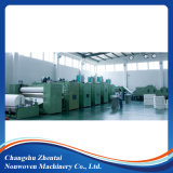 Synthetic Leather Non Woven Machine
