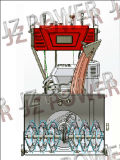 Snow Blower, 7818 with New Design Shape