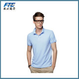 Hot Sale Polo Shirt Custom Cotton/Polyester Polo-Shirt