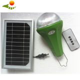 3W Solar Bulb with Remote Controller/Solar Home System