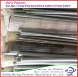 DIN 975 Grade 4.8 Alvanized Thread Rod