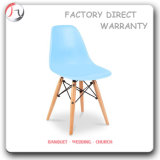 Blue Eames Classical Fast Food Snack Bar Chair (EC-07)