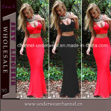2015 New Two Piece Lady Bridemaid Party Cocktails Dresses (TP4529)