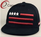Star and Stripe Embroidery Fashion Leisure Baseball/ Snapback Hat (01179)