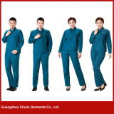 Hot Design Protective Working Clothes for Factory Labor (W17)