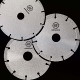 Vacuum Brazed Diamond Saw Blade-Diamond Stone Tools