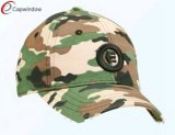 Camo Baseball Cap Hat with 3D Embroidery