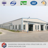 Prefabricated Steel Building Structure for Warehouse