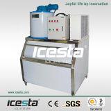 China Factory Ice Flake Machine with Ice Bin