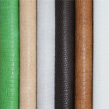 High Quality Abrasion-Resistant Artificial PU Leather for Shoes & Bags