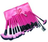 24PCS Pink Makeup Brush (JDK-BSMS-008)