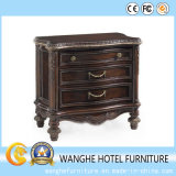 Classic Design Hotel Bedroom Furniture Side Table