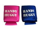 Custom Neoprene Stubby Holder with Pouch Pocket