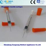 OEM Factory Supply Disposable Syringe/Insulin Syringe